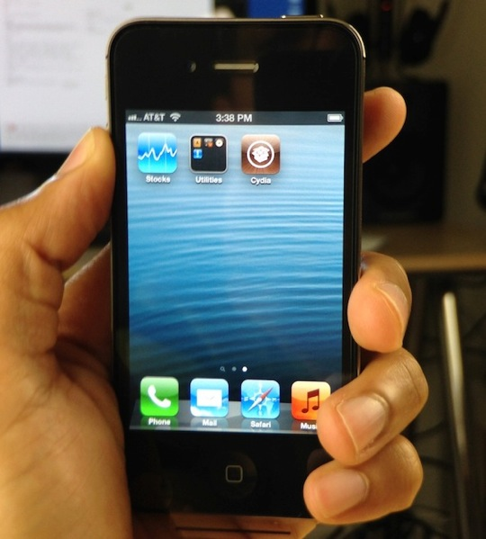 iOS 6.1.3 Jailbreak, iPhone 4s Jailbreak