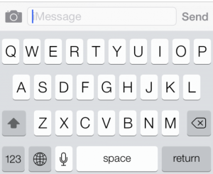 iPhone 4 Keyboard lag issue