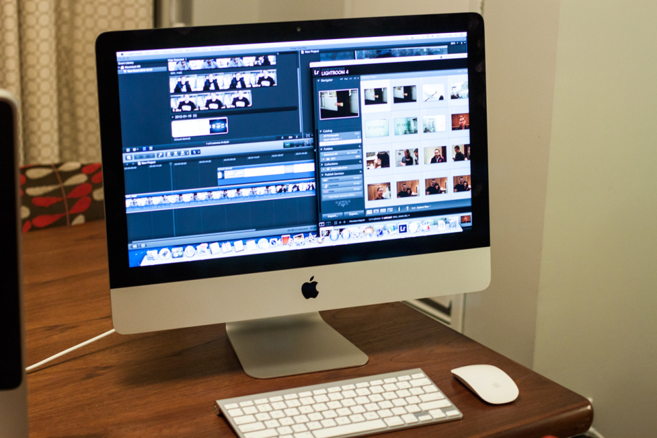 iMac review