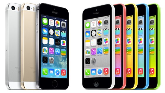 Apple iphone5s & 5c
