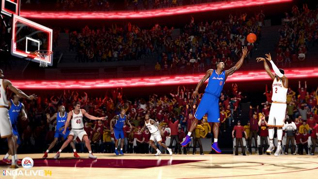 NBA Live 14 coming on 19 November