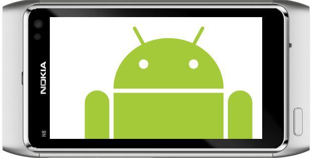 Nokia Android prototype