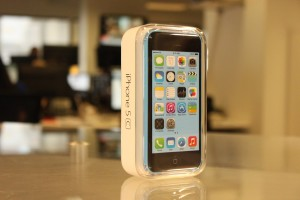 iPhone 5C Blue