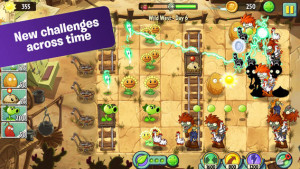 Plant Vs Zombies 2, Review, Game play