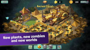 Plant Vs Zombies 2, review