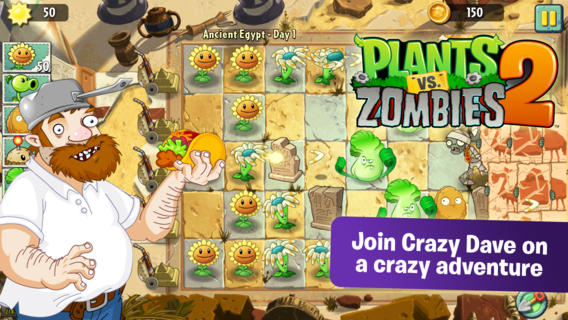 Plant Vs Zombies review