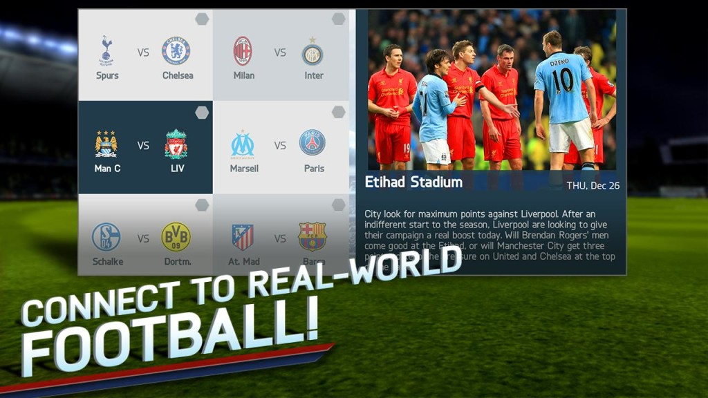 FIFA 14 free download on iOS 7 Free options