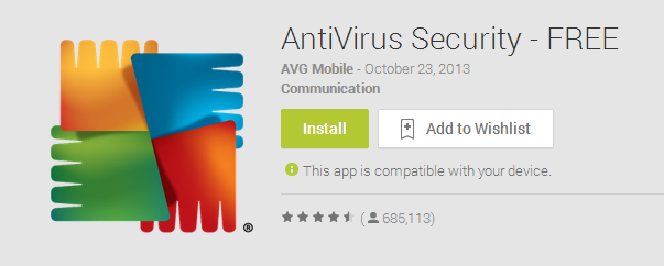 AntiVirus Security   FREE   Android Apps on Google Play