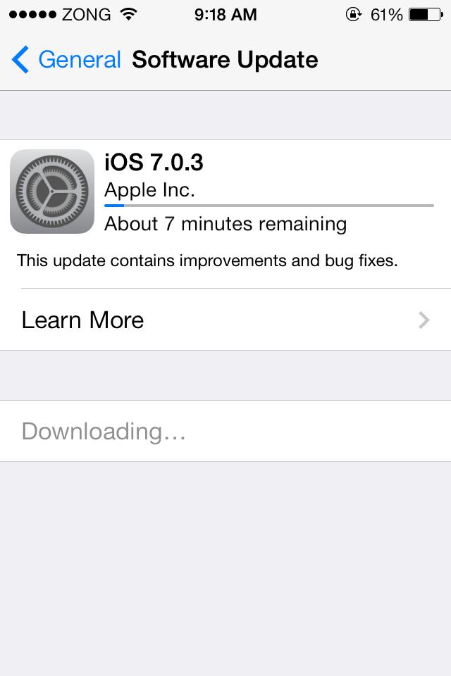iOS7.0.3_update1