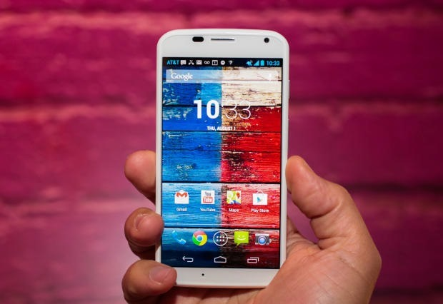 Download Default Moto X Wallapers on Android