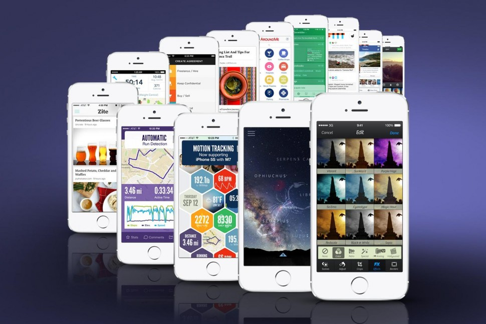 New and best iOS 7 apps