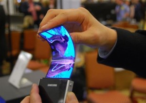 Samsungs flexible Galaxy Note 3 curved concept