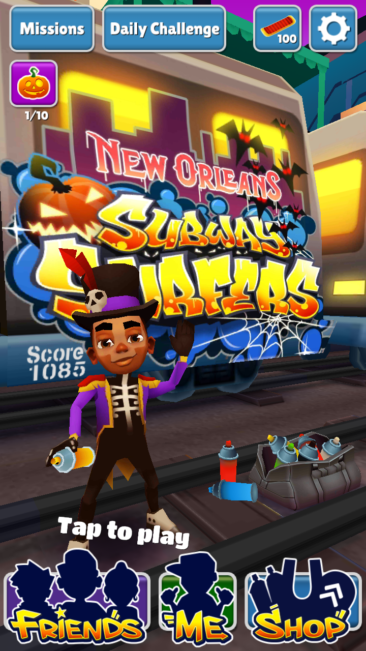 Subway surfers new orleans hack unlimited keys coins android~~@ only upload mughal