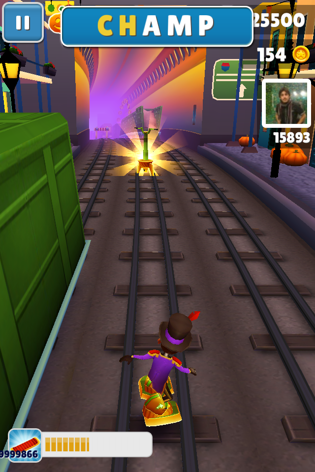 the Subway Surfers New Orleans Hack for iPhone, iPad or iPod Touch