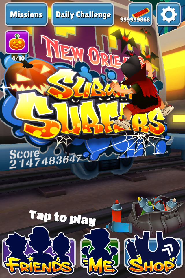 how to download hacked subway surfers