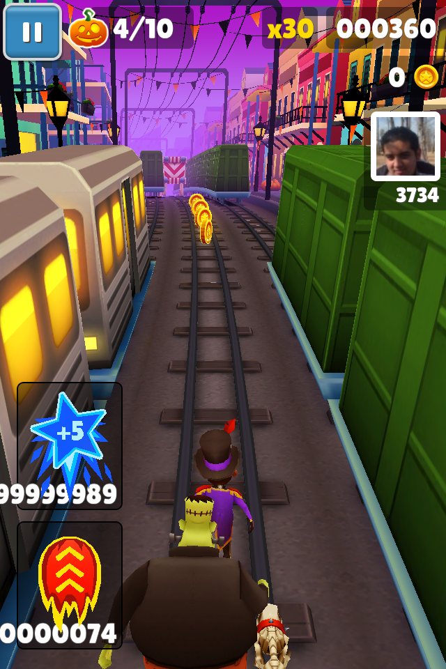 Subway Surfers New Orleans Hack with Unlimited Coins and Keys for