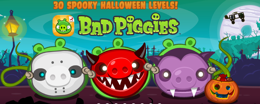 Bad Piggies Tusk Til Dawn