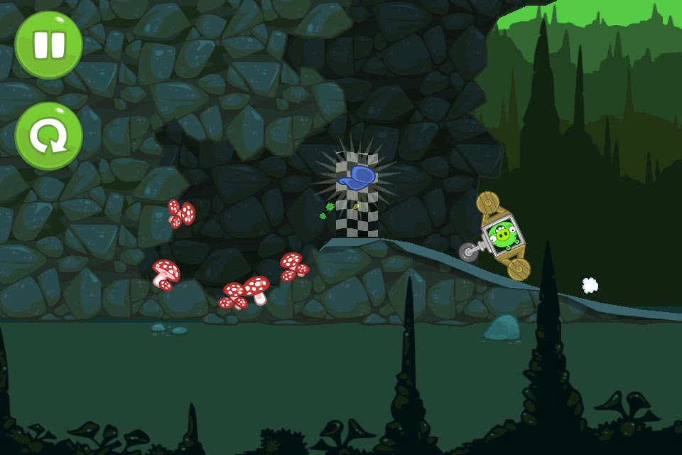 bad_piggies_swamp_finish
