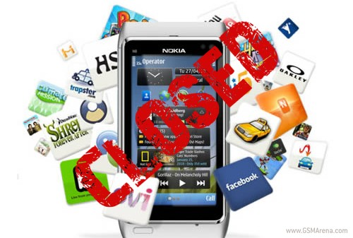 Symbian and MeeGo support ending