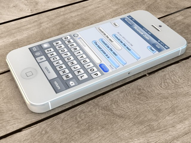 iPhone 5 iMessage