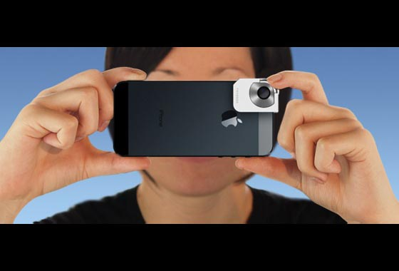 camera result of iPhone 5 through trigger?