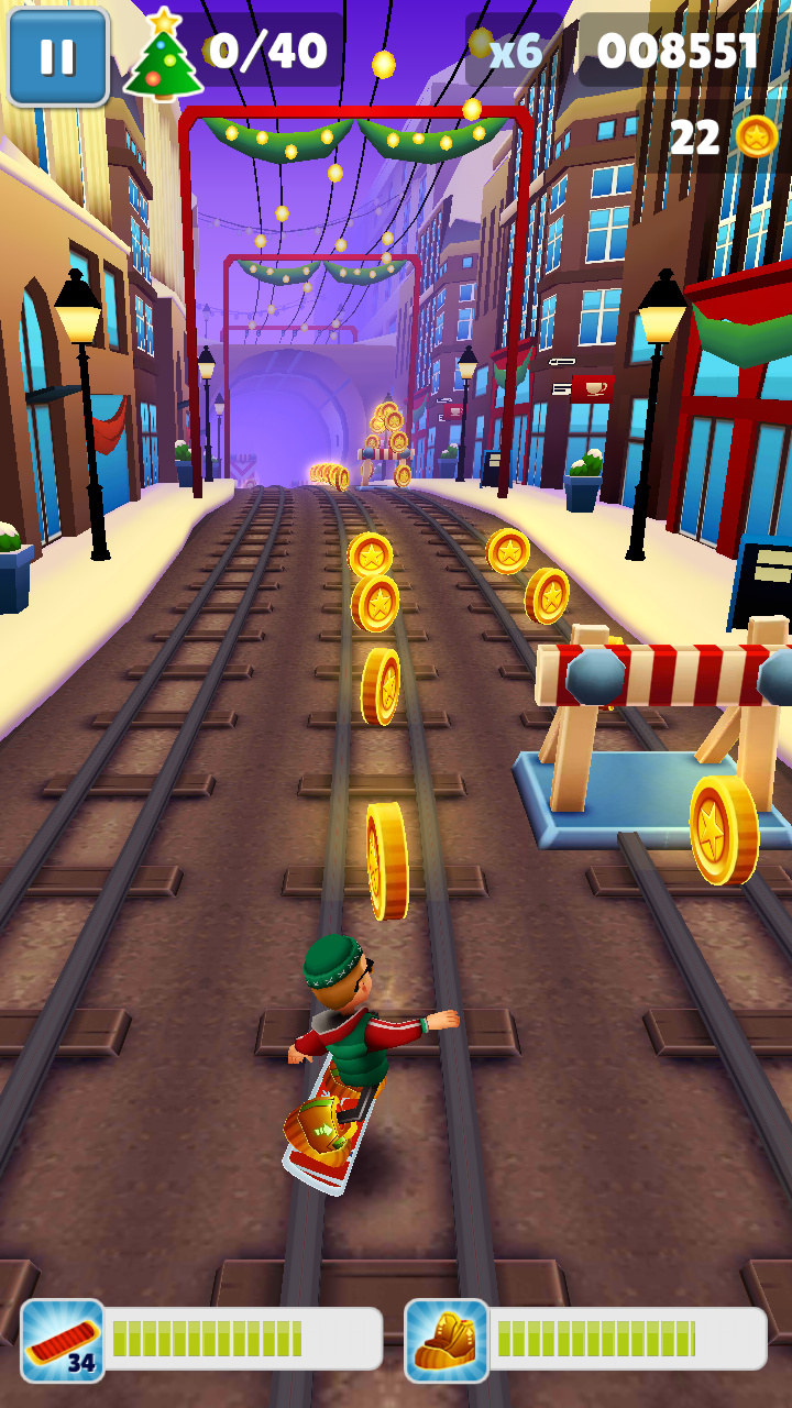 Escape Subway Surf Dash на андроид скачать …