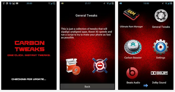 Carbon Tweaks Premium   Android Apps on Google Play