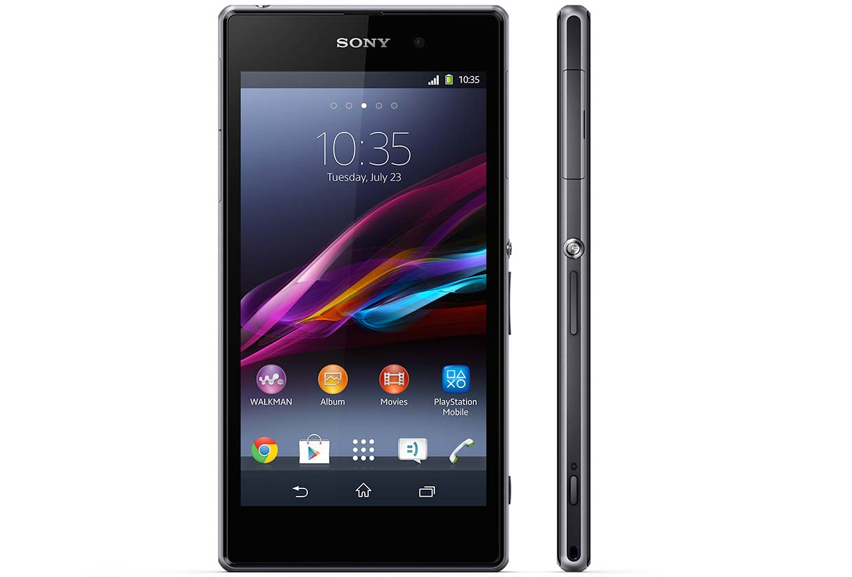 Sony Xperia Z1 Black