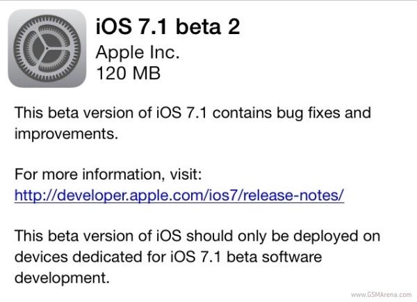 iOS7.1Beta2