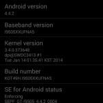 Android 4.4.2 Galaxy S4, Galaxy S4 KitKat 4.4.2, Galaxy S4 KitKat (1)