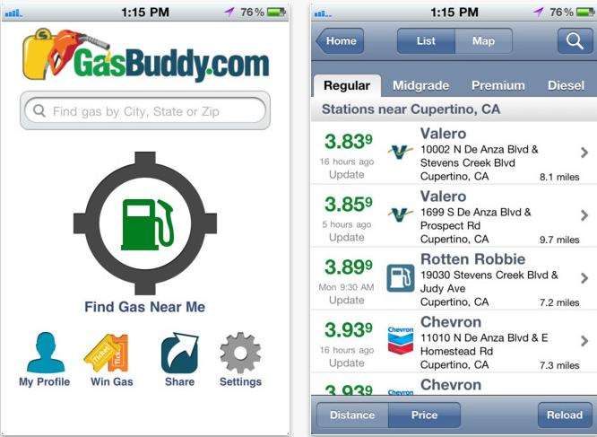 The-Gas-Buddy-App