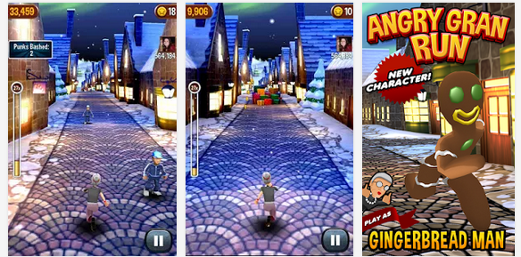 Angry Gran Run   Running Game   Android Apps on Google Play