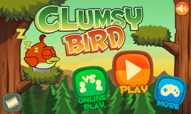 Clumsy-Bird