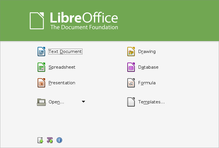 LibreOffice_4.0.1.2_Start_Center