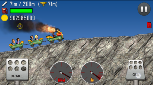 how to get unlimited coins on hill climb pc