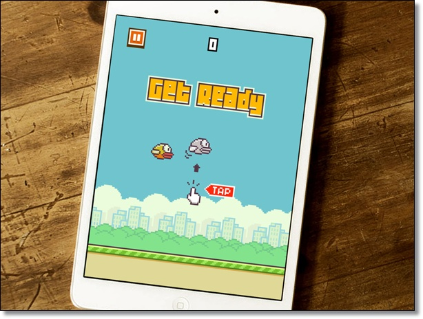 Flappy Bird V IPA For IPhone IPad And IPod Touch Download Here