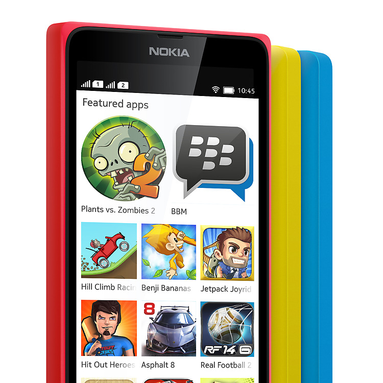 Nokia-X-Dual-SIM-Android-apps
