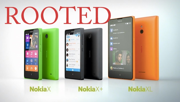 NokiaX Root