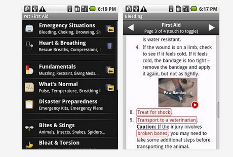 Pet First Aid   Android Apps on Google Play