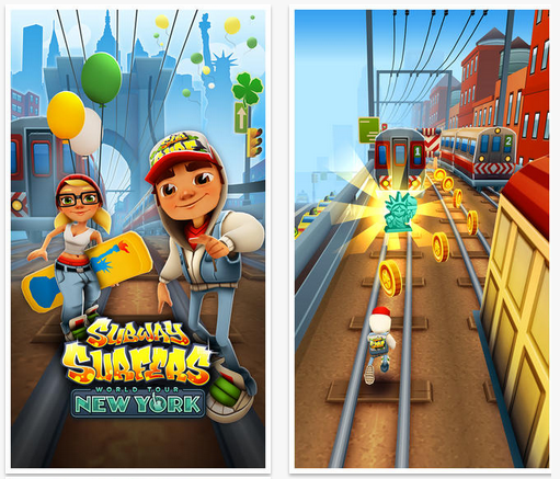 Subway Surfers on the App Store on iTunes