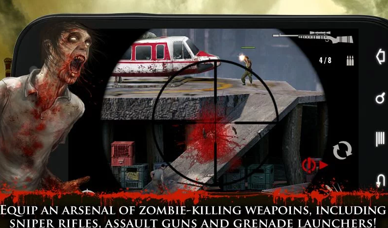 CONTRACT KILLER  ZOMBIES  NR
