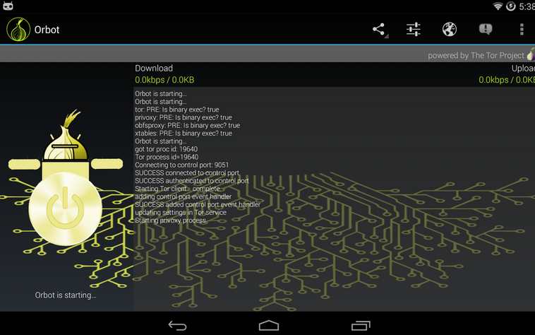 Orbot  Proxy with Tor   Android Apps on Google Play