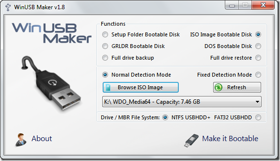 how to create bootable windows 8 1 usb drive with the help
