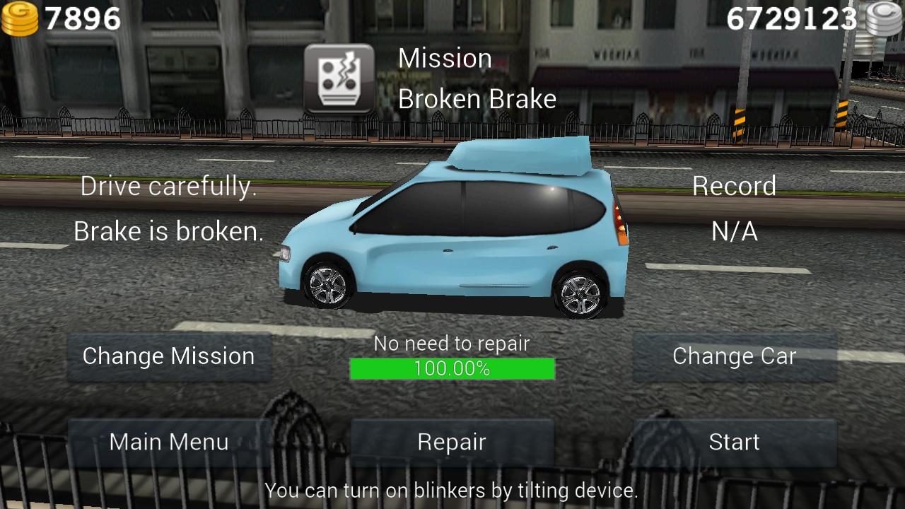 Dr Driving v1.33 Modded Apk (4)
