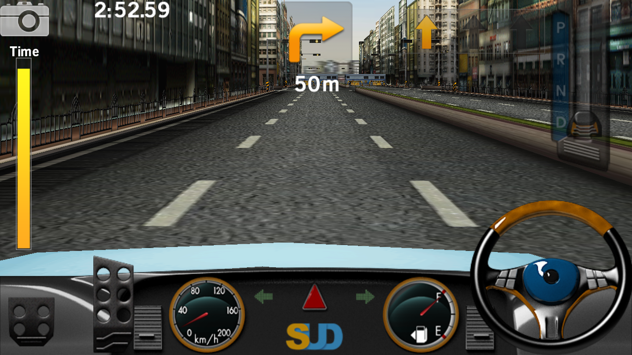Dr Driving v1.33 Modded Apk (5)