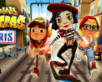July, Paris, Subway Surfers, July 2014, 1.26.0, Subway Surfers latest