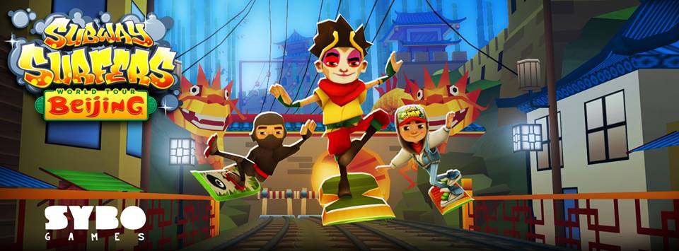 Subway Surfers Beijing news