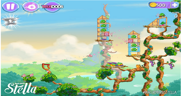 Angry Birds Stella, Angry Birds Stella for PC, Angry Birds Stella pc game, Angry Birds Stella for pc apk