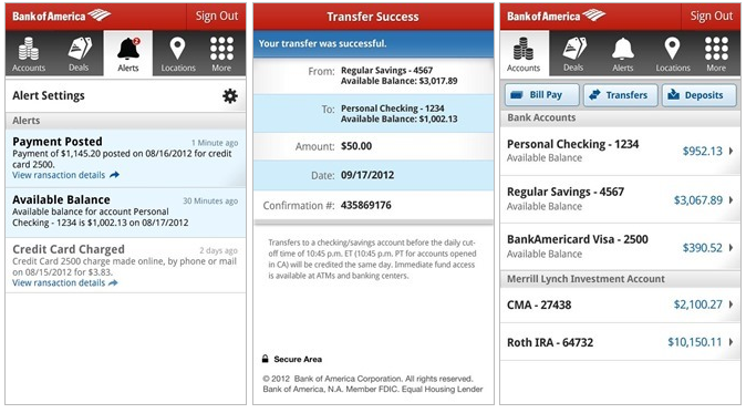 Bank Of America Android App Version 6.0 Makes Cashing Checks Much Easier