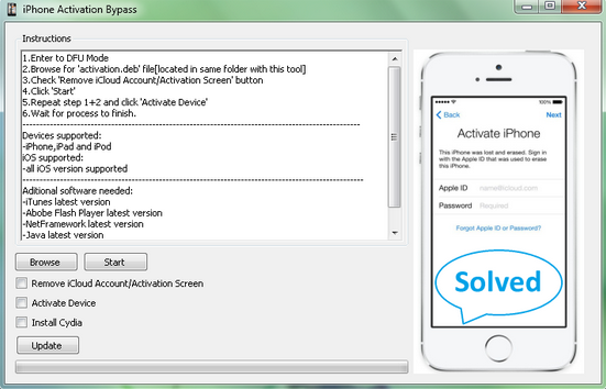 Bypass-iCloud-Activation-Lock
